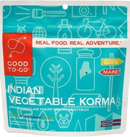 Good To GO Indian Style Vegetable Korma