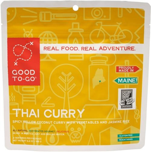 Good To GO Thai Style Curry