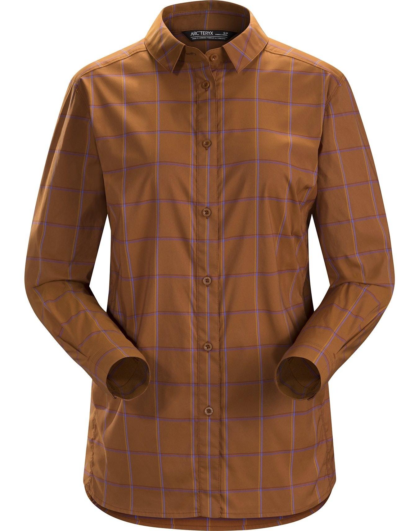 Arcteryx Women's Riel Shirt LS