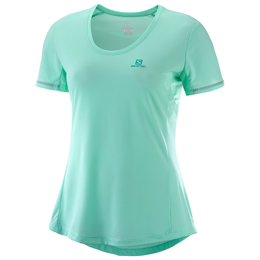 Salomon Women's Agile SS Tee