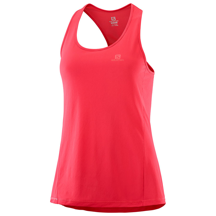 Salomon Women's Agile Tank