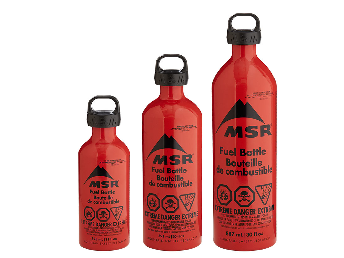 MSR Small Fuel Bottle 11oz