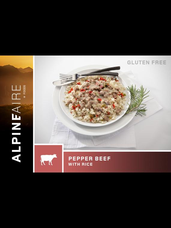Katadyn Pepper Beef w/ Rice