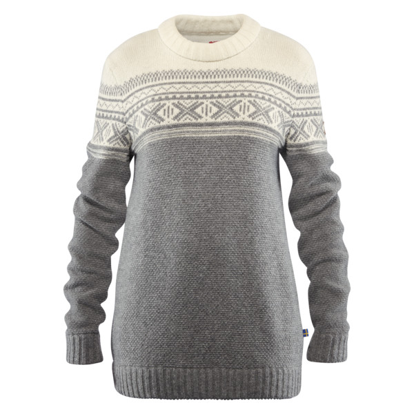 Fjallraven Women's Ovik Scandinavian Sweater