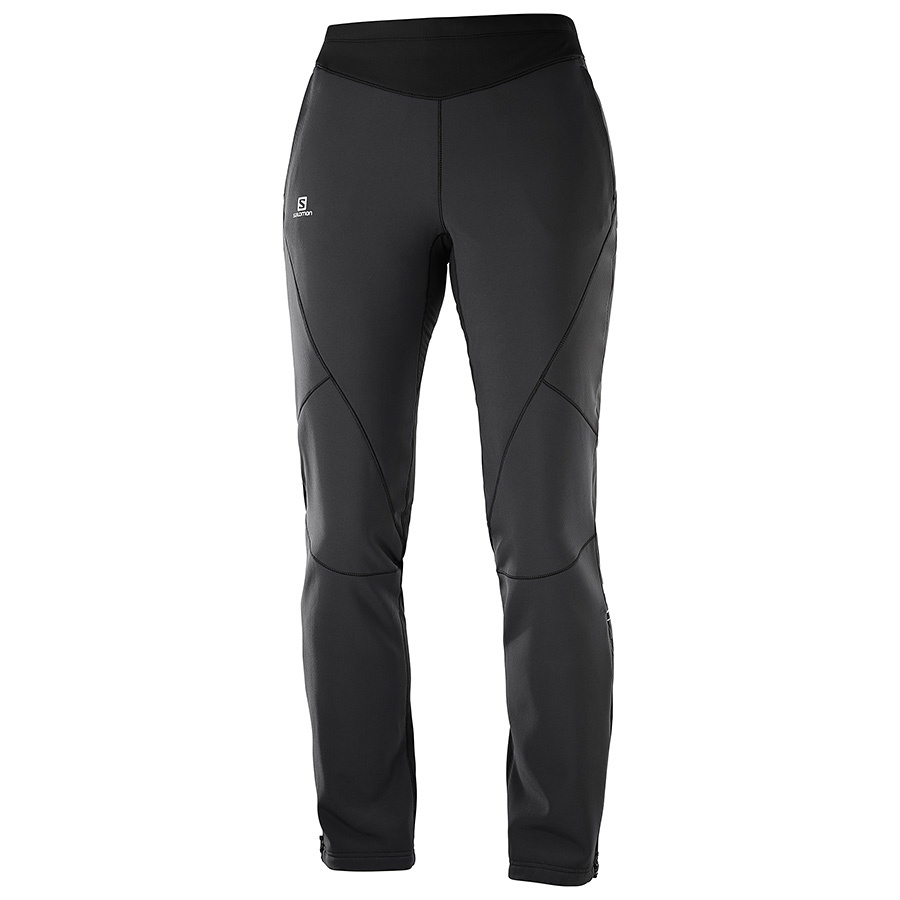 Salomon Women's Lightning Warm Soft Shell Pant