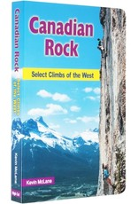 Books Canadian Rock- Select Climbs of the West