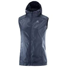 Salomon Women's Agile Wind Vest