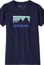 Patagonia Wm Shop Sticker T