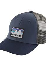 Patagonia Shop Sticker Trucker