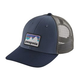 Patagonia Shop Sticker Trucker