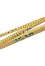 Kelley Sports International SEAR Folding Ruler 2 Meter