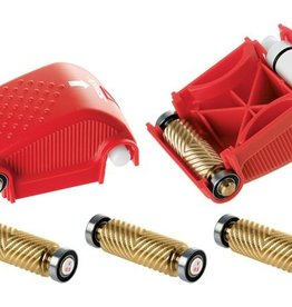 Swix Structure Kit w/ 3 Rollers (Cold Snow)