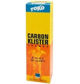 Toko CARBON KLISTER 0 to -2 ORANGE