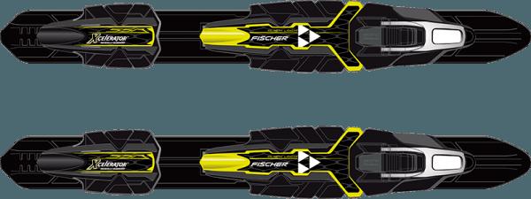 Fischer Xcelerator Super Skate Binding