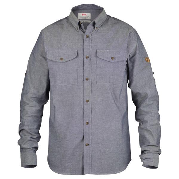 Fjallraven Men's Ovik Chambray Shirt