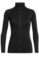 Icebreaker Women's Elemental Long Sleeve Zip