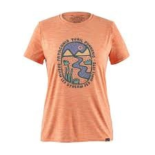 Patagonia Women's Capilene Cool Daily Graphic T-Shirt
