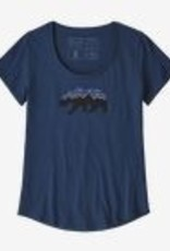 Patagonia W's Fitz Roy Bear Scoop T