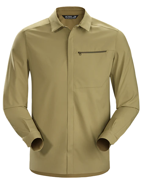 Arcteryx Men's Skyline Shirt Long Sleeve