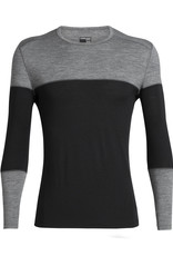 Icebreaker Men's Oasis 200 Deluxe Long Sleeve Crew