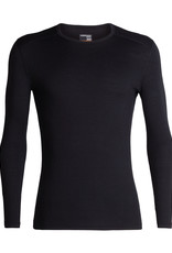 Icebreaker Men's Oasis 200 Long Sleeve Crew Fox Jump