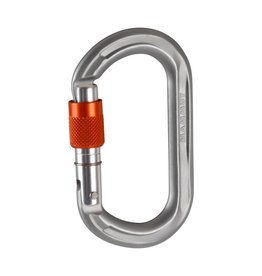 Mammut Wall Carabiner Oval Screw Gate
