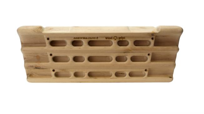 Metolius Wood Grips Deluxe Training Board - Hangboard