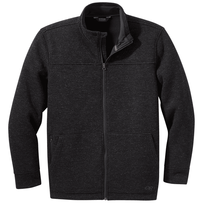 Outdoor Research Men's Flurry Full Zip Jacket