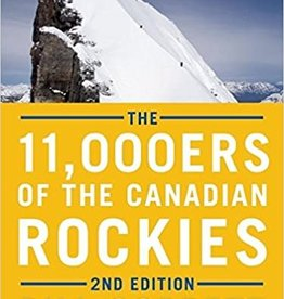 Rocky Mountain Books The 11,000ers of the Canadian Rockies