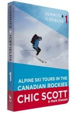 Rocky Mountain Books Summits & Icefields 1