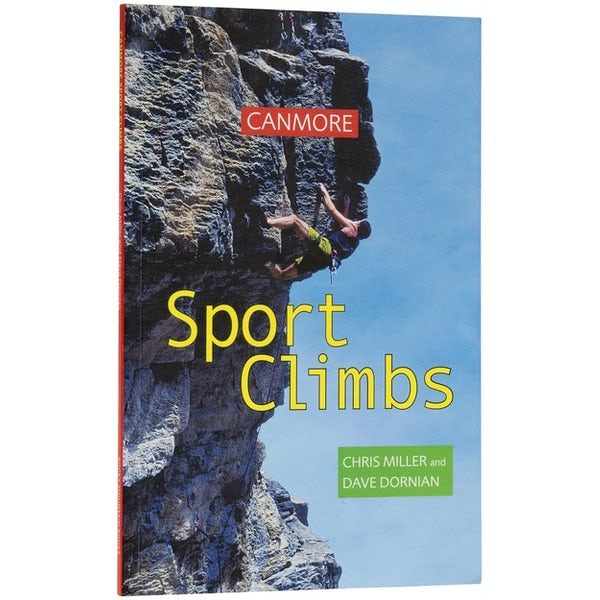 Rocky Mountain Books Canmore Sport Climbs