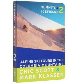 Rocky Mountain Books Summits & Icefields 2: Columbia Mountains