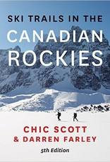 Books Ski Trails in the Canadian Rockies