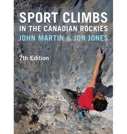 Rocky Mountain Books Sport Climbs in the Canadian Rockies
