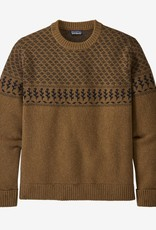 Patagonia Men's Recycled Wool Sweater