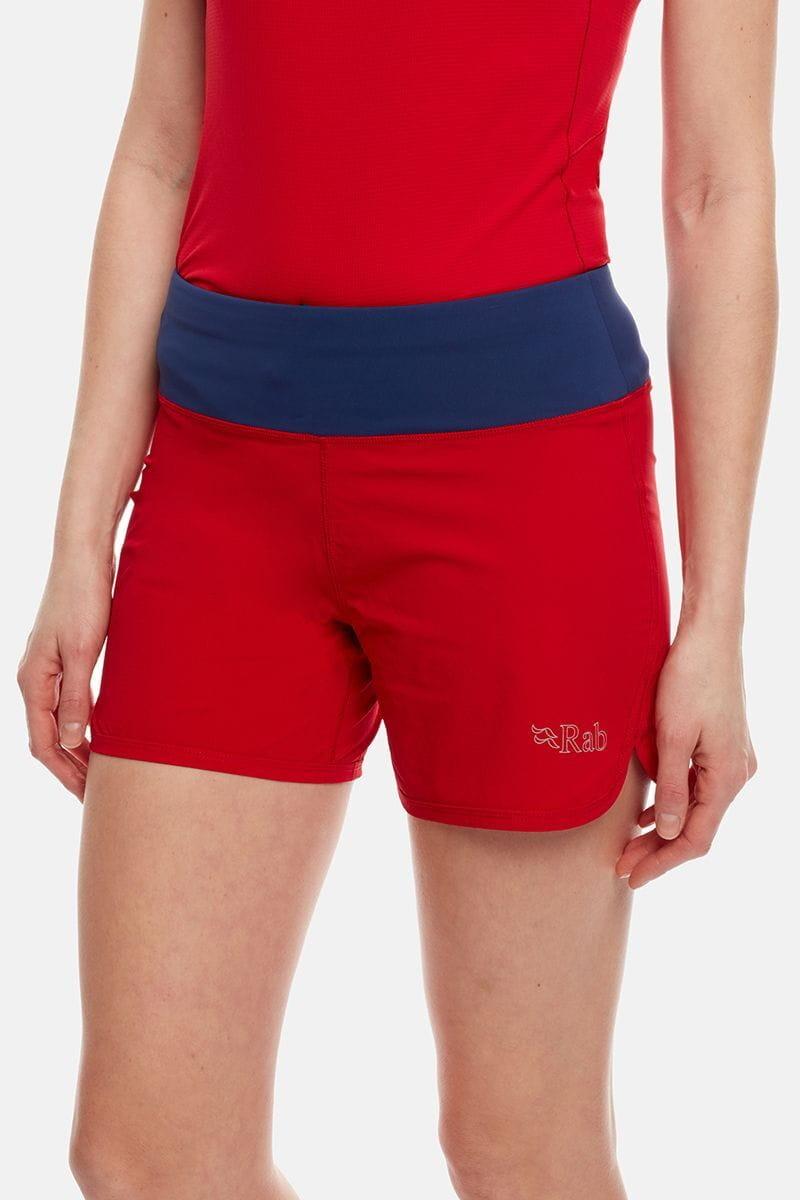 RAB Women's Momentum Shorts