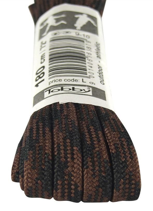 Tobby Laces Brown