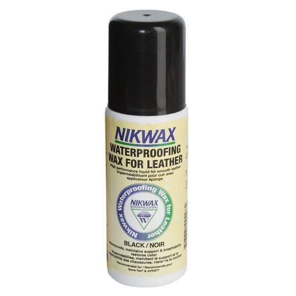 Nikwax Liquid Wax Black (125ml)