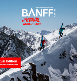 Virtual Banff Mountain Film Festival World Tour