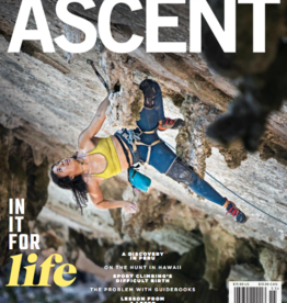 Books Ascent Magazine (Annual)