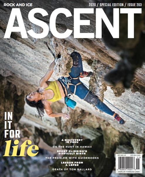 Books Ascent Magazine (Annual)