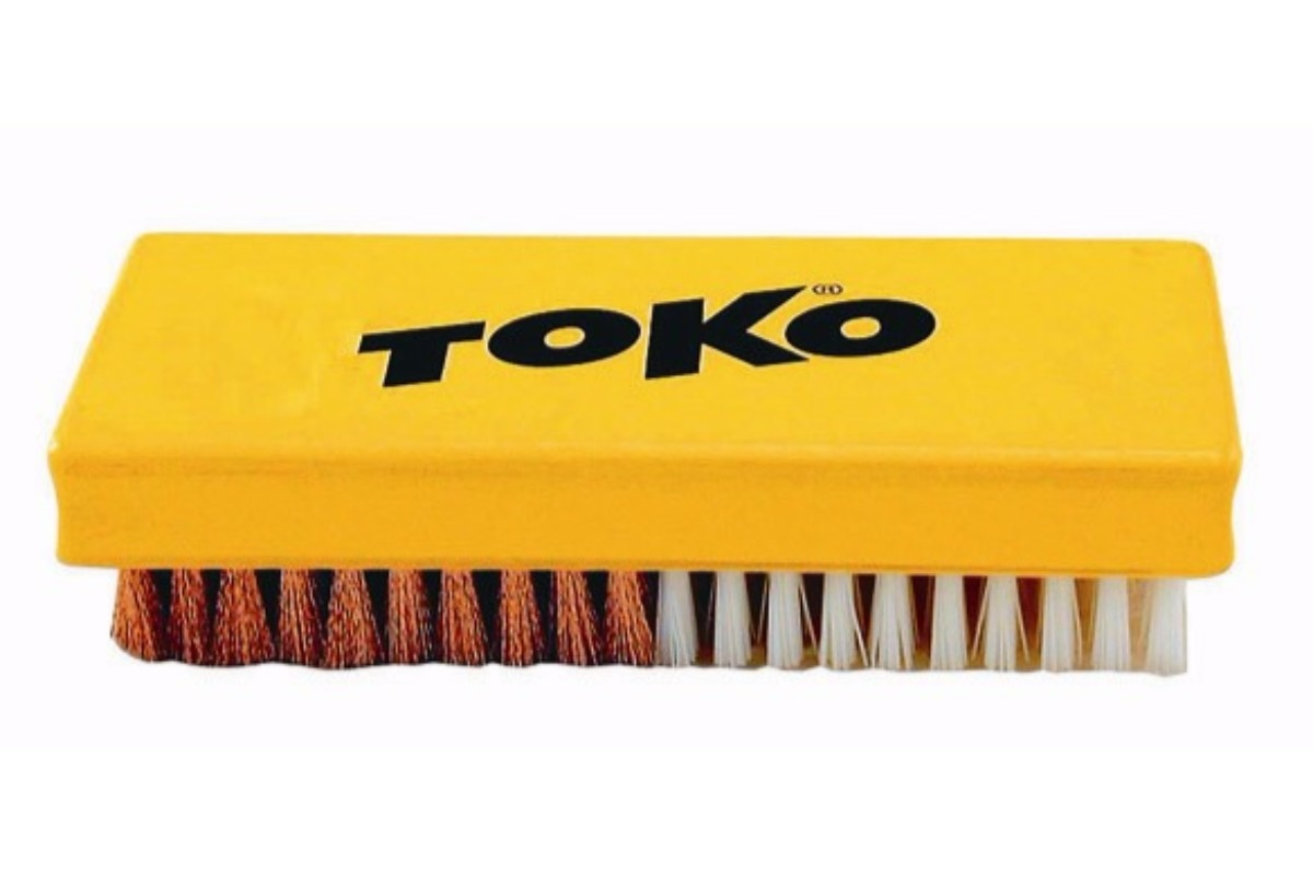 Toko Toko Combi Nylon/Bronze Brush