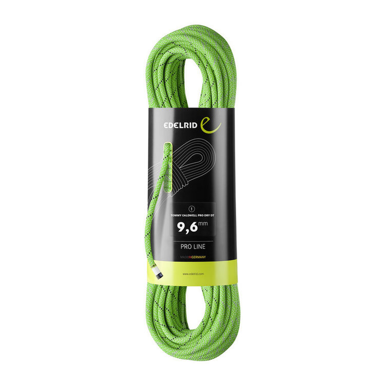 Edelrid Tommy Caldwell DuoTec 9.6mm 60m