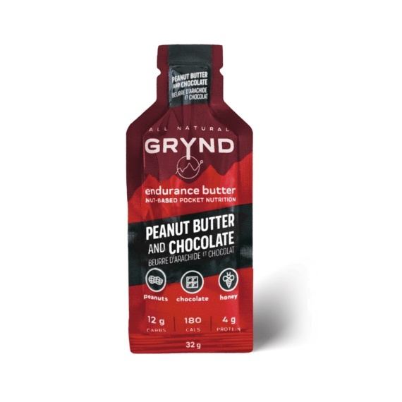 Grynd Grynd Endurance Gel: Peanut Butter & Chocolate