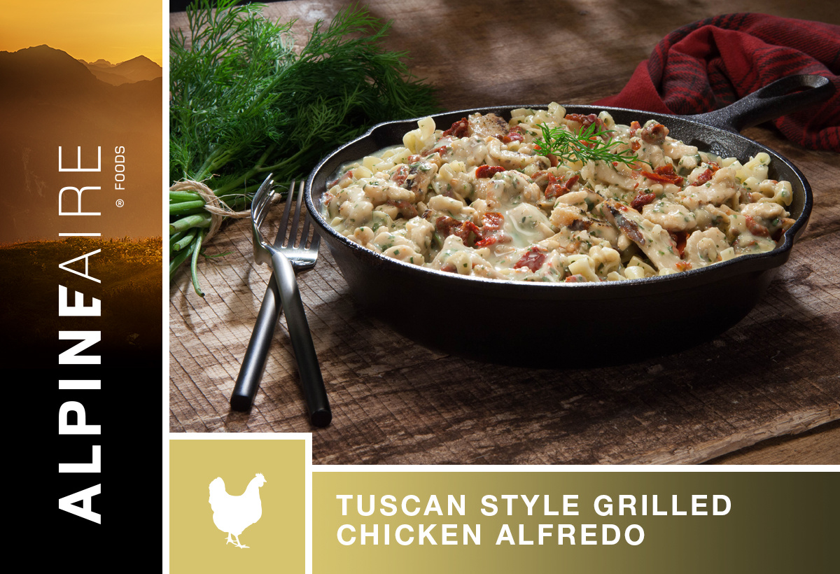 Katadyn Tuscan Chicken Alfredo