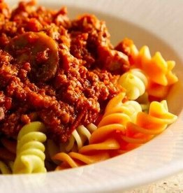Peak Eats PeakEats Beef Rotini Bolognese