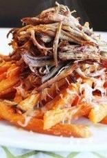 Peak Eats PeakEats Pulled Pork Sweet Potato Hash Browns