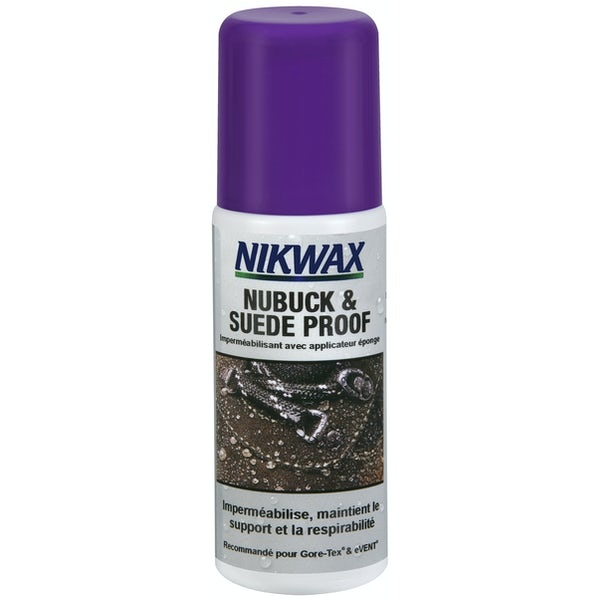 Nikwax Nubuck & Suede (125ml)