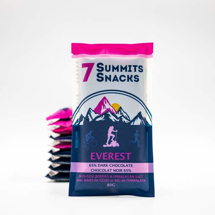 Seven Summits Everyday Bar Everest 80g