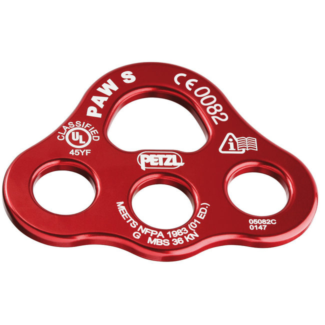 Petzl Paw Rigging Plate Small